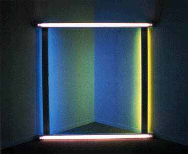 Dan flavin for Minimalisme art